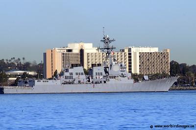 USS. Howard DDG-83