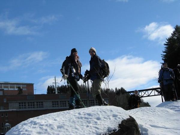 Parc des chutes  (13 février 2010)