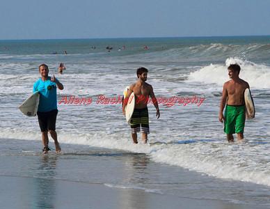 Surfing - Irene 2011