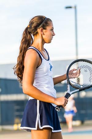 JCHS Women's Tennis 2014