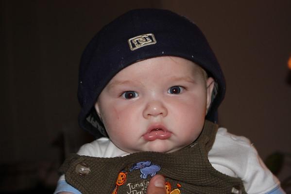Jaydon - 3 months