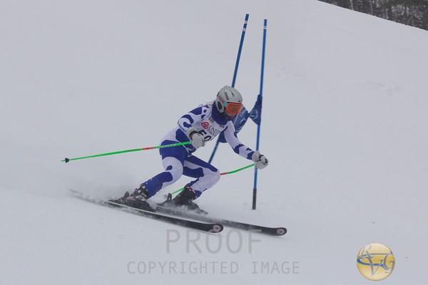 2013 MPA Class B Women's Giant Slalom