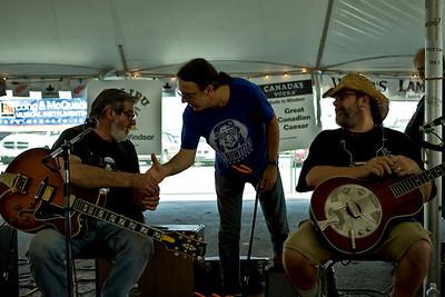 Guitar Clinic Bluesfest International Windsor