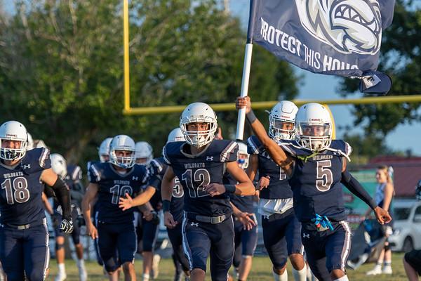 Academy at the Lakes Football vs Real Life Christian Academy, September 20, 2019