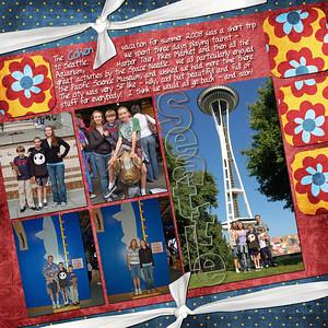 Seattle July 2008