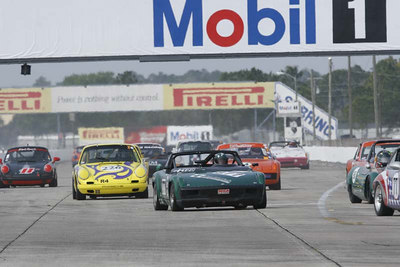 No-0704 Race Group 3 - Vintage/Historic Production