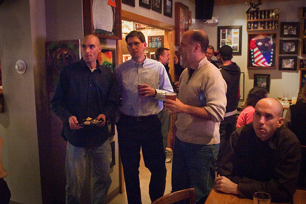 Christmas Party At The Wolf Public House 12/15/11