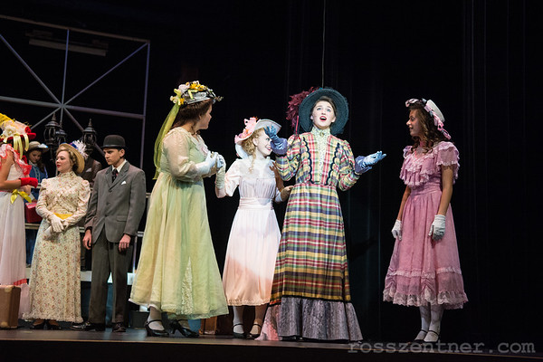 "Hartford Union ""Hello Dolly"""