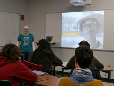 Exodus Refugee Presentation (1/22/2020)