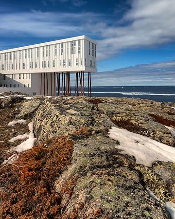 Fogo Island, Newfoundland - March 2019