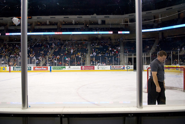 2008.01.13 Gladiators vs. Ice Pilots (Teddy Bear Toss Night)