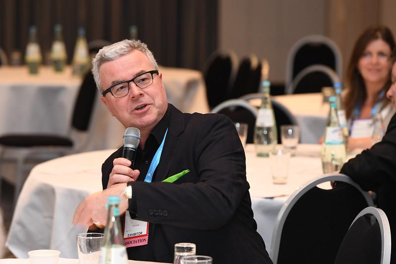 Martin Sirk, CEO, ICCA