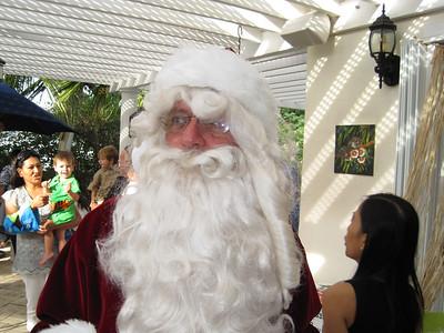Santa Fox's Birthday Party 2011