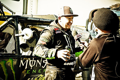 "Shannon Campbell: ""King"" of the Hammers 2011"