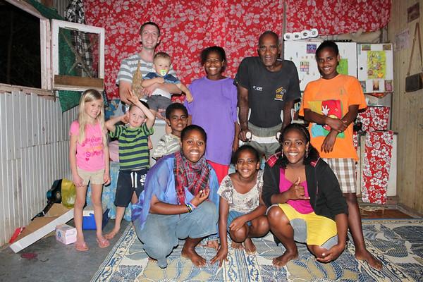 Lifou Families