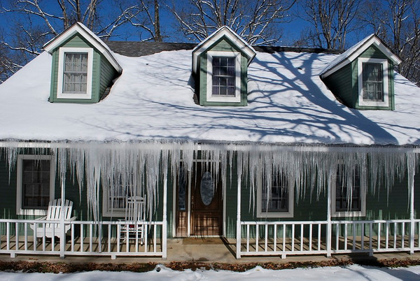 House of Icicles - 2011