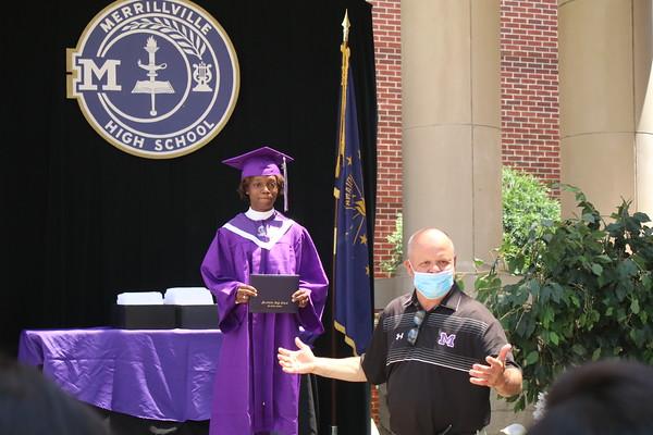 Merrillville High School Graduation 2020
