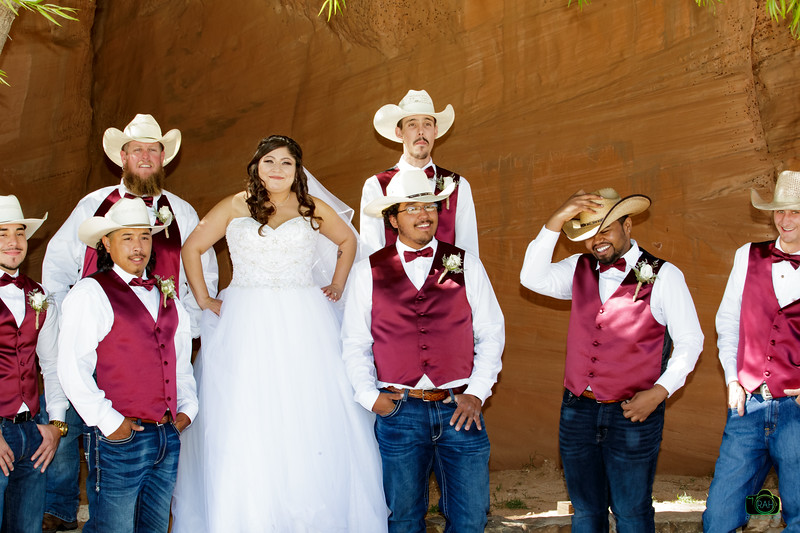 Janeya & Tyler Wedding Part 2 9-28-2019
