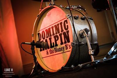 Dominic Halpin Live