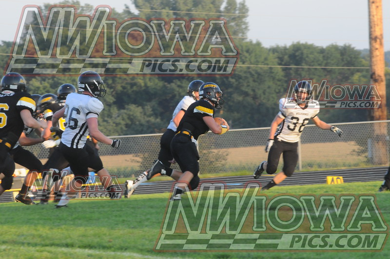 South O'Brien vs Hinton 9/6/2013