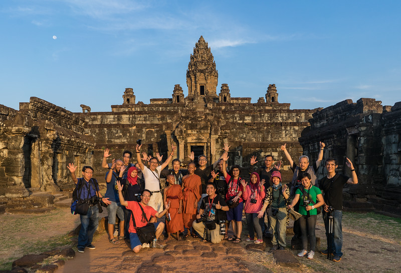 Infofotografi photo tour Kamboja 1-5 Juni 2015