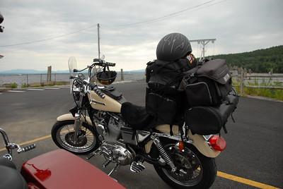 Port Kent Ferry Ride