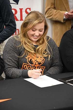 Lille Bowman Trap Signing