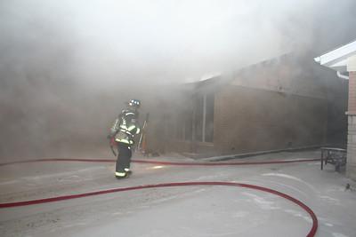 TINLEY PARK IL, STILL & BOX ALARM 12/22/2008
