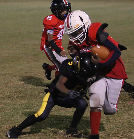2020 October 26th Smiths Station Youth Football