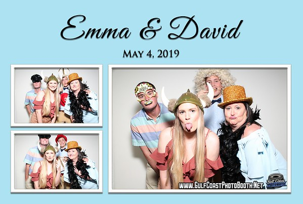 Emma & David Wedding Reception