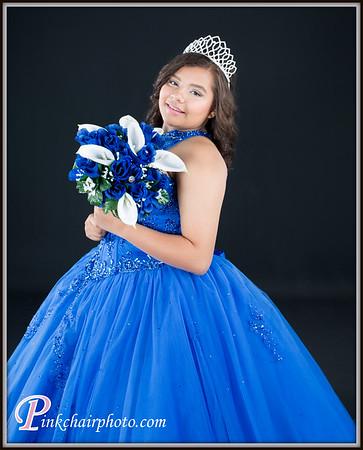 Princess smiles