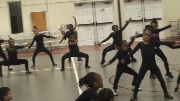Ga Stars Atl hawks practice clip
