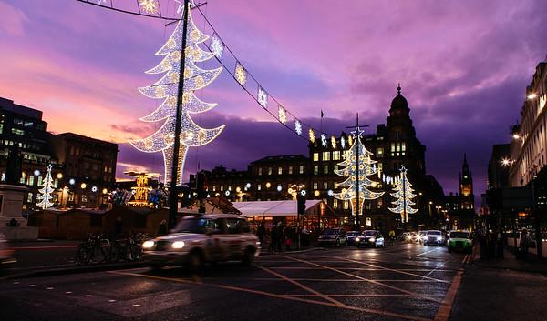 Glasgow Xmas 2016