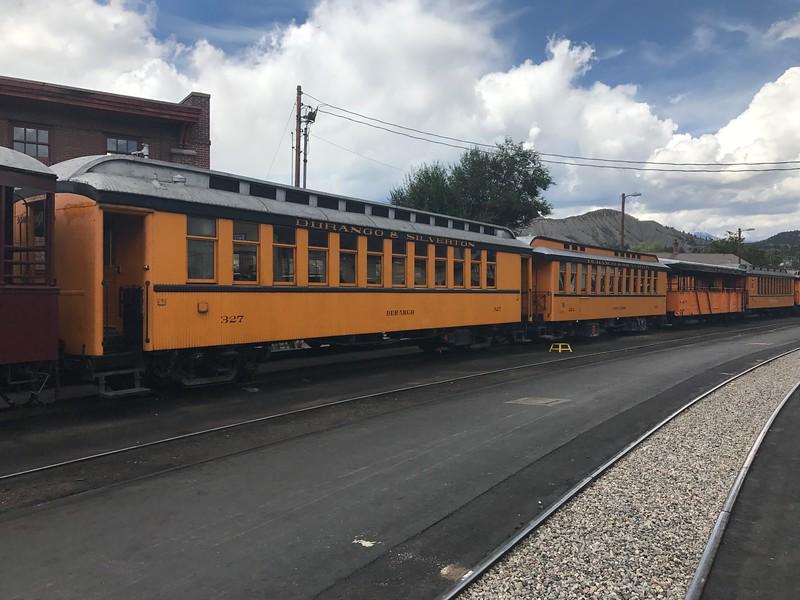 2017-09-17  Durango & Silverton Narrow Gauge Railroad & Museum