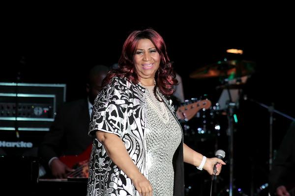 DBKphoto / Aretha Franklin 10/06/2012
