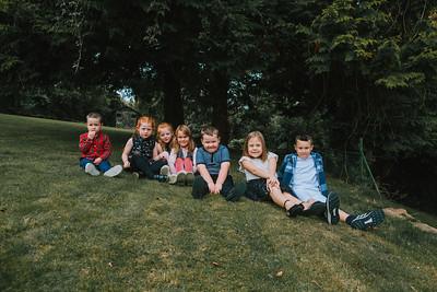 Sophia & Family at Feock
