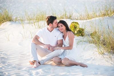 Brandon Savoie - engagement / March 12, 2021