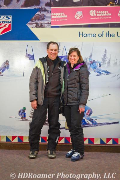 Doug & Sarah Goudey