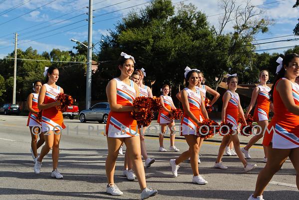 Boone Homecoming Parade - 2011