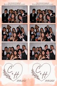 10/3/21 - C&H Wedding