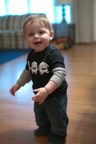 Joey - Nine Months