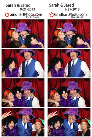 Sarah and Jared's PhotoBooth at the JW Marriott