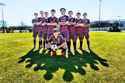 CHS Soccer Seniors 2k16
