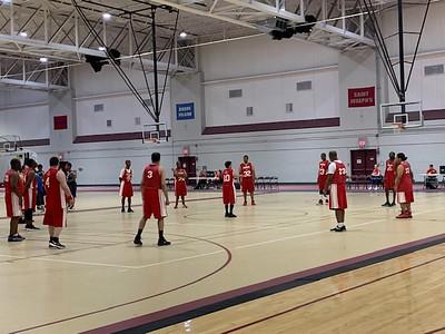 2019 Fordham University Basketball Competition