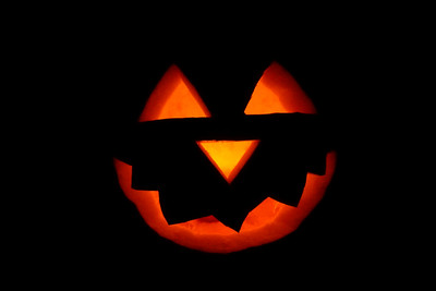 Carved Pumpkin Oct 26
