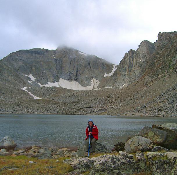 Jeri by the glacial lake.jpg