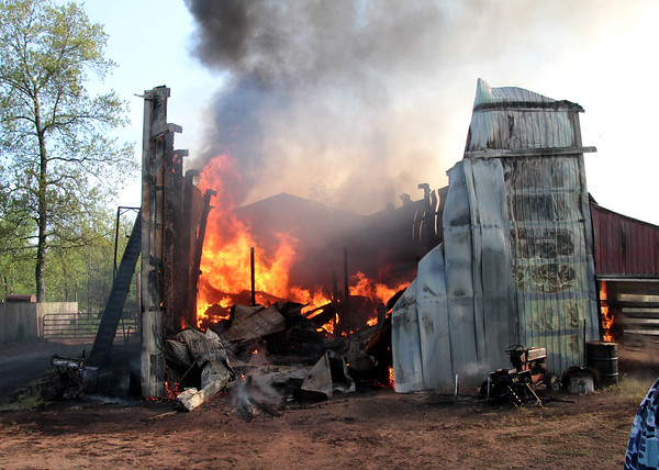 2020  Stables Fire
