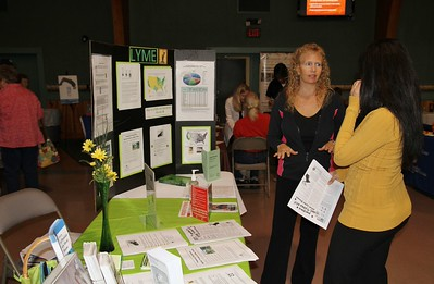 2012 Lyme Table @ Health Fair