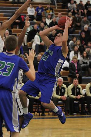 Brady Martin  2013-2014 Wildcat Basketball