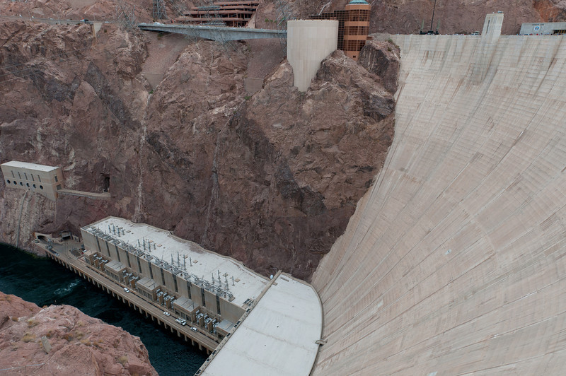 Hoover Dam in Las Vegas, Nevada